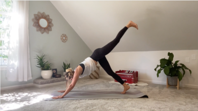 Chelsea Rothert Yoga Flow