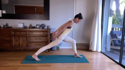 Linda Baffa Yoga Flow