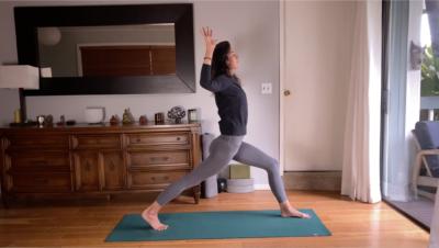 Linda Baffa Strong Yoga Flow