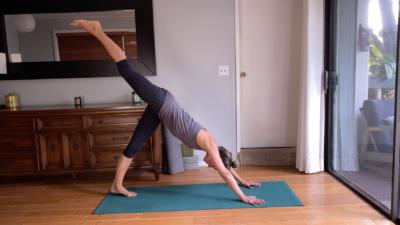 Quick Energizing Yoga Flow
