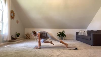 Confidence Building Yoga Practice